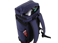 Rada Laptop Rucksack Trucker 30l dunkelblau