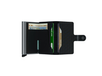 Secrid Kreditkartenetui Miniwallet Optical black titanium