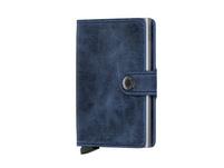 Secrid Kreditkartenetui Miniwallet vintage blue