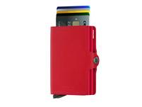 Secrid Kreditkartenetui Twinwallet original red-red