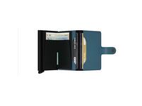Secrid Kreditkartenetui Miniwallet matte petrol