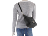 Love Moschino Kurzgriff Tasche JC4140 schwarz