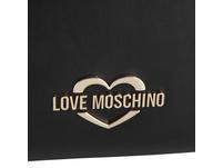 Love Moschino Kurzgriff Tasche JC4038 mittelbraun