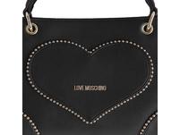 Love Moschino Kurzgrifftasche JC4246 mittelrot