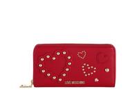 Love Moschino Portmonee Damen JC5607 mittelrot