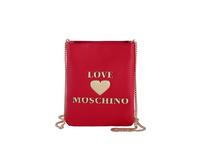 Love Moschino Abendtasche JC4058 mittelrot