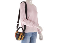 Versace Jeans Couture Kurzgriff Tasche Linea Couture 1 DIS 2 gemustert