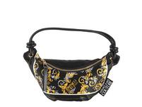 Versace Jeans Couture Kurzgriff Tasche Linea C Dis.3 schwarz barock print