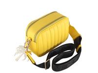 Versace Jeans Couture Umhängetasche Linea Q DIS 6 gelb