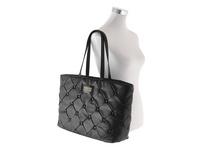 Versace Jeans Couture Shopper Linea C DIS 7 schwarz
