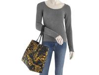 Versace Jeans Couture Shopper Range B Puffy Bags Sketch black