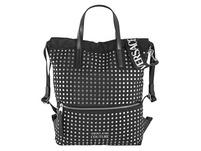 Versace Jeans Couture Damen Rucksack Linea B DIS 2 2in1 schwarz
