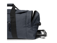 Eastpak Reisetasche mit Rollen Leatherface M 61l midnight