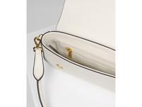 Seidenfelt Manufaktur Kurzgriff Tasche Gjovic beige