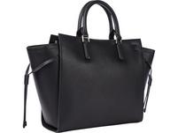 Calvin Klein Kurzgriff Tasche Tote MD 8285 ck black