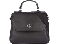 Calvin Klein Kurzgriff Tasche Mini Top Handle black