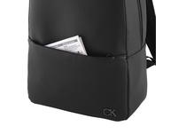 Calvin Klein Rucksack Round BP W/PCKT black
