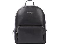 Calvin Klein Rucksack Campus BP w/Pocket Md Saffiano ck black