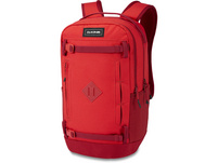 "Dakine Laptop Rucksack Urbn Mission Pack 15"" deep crimson red"