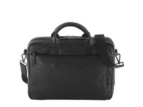 Strellson Aktentasche Hyde Park Briefbag SHZ black