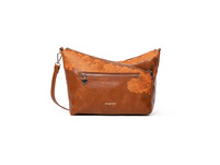 Desigual Umhängetasche Melody Harry Mini dark camel