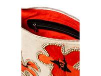 Desigual Beuteltasche Hibiscus Rock Siberia red