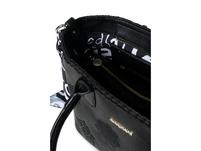 Desigual Kurzgriff Tasche Alexandra Holbox Mini negro