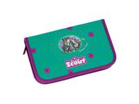 Scout Schulranzen-Set Alpha 4tlg. SUMMER GREEN