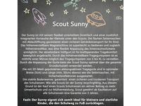 Scout Schulranzen-Set Sunny 4tlg. Pink Flowers