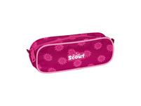 Scout Schulranzen-Set Mädchen 4tlg. Ultra Pink Daisy