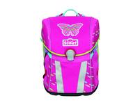 Scout Schulranzen-Set Mädchen Sunny 4tlg. pink butterfly
