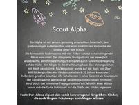Scout Schulranzen-Set Jungen Alpha 4tlg. BMX