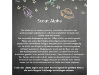 Scout Schulranzen-Set Mädchen Alpha 4tlg. SAVAGE