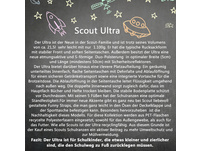 Scout Schulranzen-Set 4tlg. Ultra Space