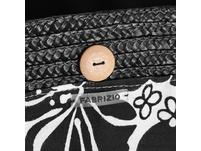Fabrizio Badetasche 55090 schwarz