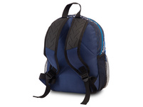 Fabrizio Kinder Rucksack Top Speed 3D dunkelblau