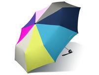 Esprit Taschenschirm Mini Alu Light multicolor combination