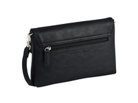 Tom Tailor Clutch Kenza black