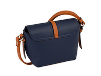 Tom Tailor Umhängetasche Novara Flap dark blue