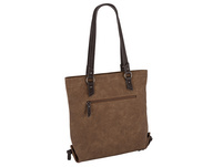 Tom Tailor Shopper Elin II taupe