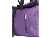 Bree Reisetasche Punch 723 pat. purple