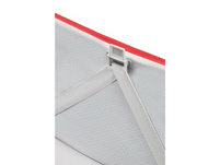 Samsonite Reisetrolley Upright Base Boost 55cm rot