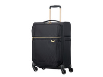 Samsonite Reisetrolley Uplite 55cm expandable schwarz/gold