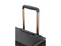 Samsonite Reisetrolley Uplite Toppocket 55 cm schwarz/gold