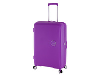 American Tourister Reisetrolley Soundbox 77cm purple orchid