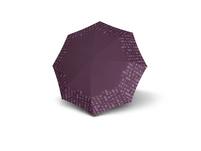 Knirps Taschenschirm T.200 Duomatic reflective purple