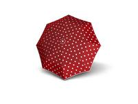 Knirps Taschenschirm T.200 Duomatic dot art red