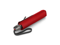 Knirps Taschenschirm T.200 Duomatic Solids red