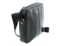 Braun Büffel Umhängetasche Postman Bag Turin schwarz
