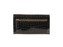 Braun Büffel Überschlagbörse Damen Verona L 14CS schwarz